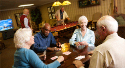 Independent Living Benefits, Senior Living Benefits, Retirement Benefits